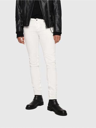 SLEENKER 084CY, White Jeans