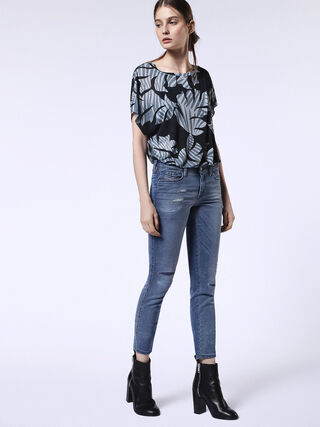 DORIS JOGGJEANS 0681I, Blue jeans