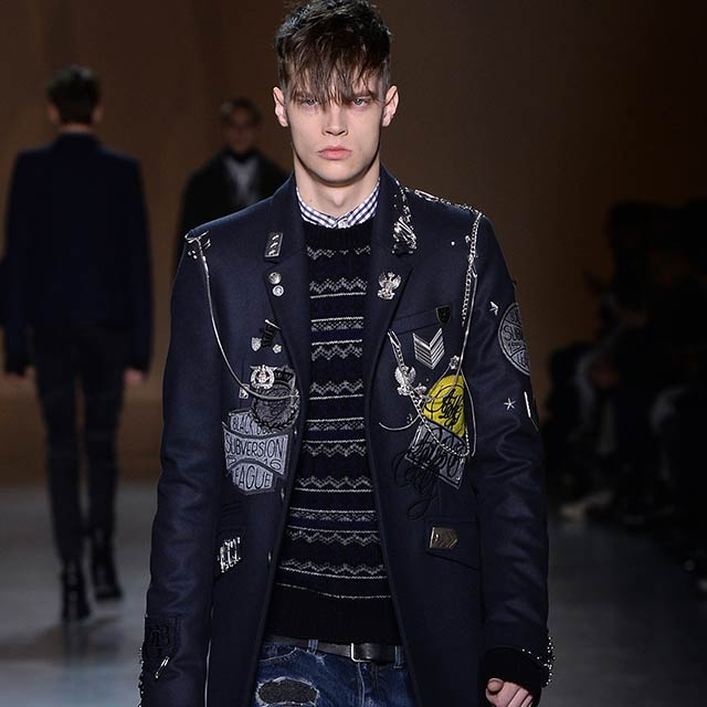 FALL WINTER 15 MENSWEAR SHOW