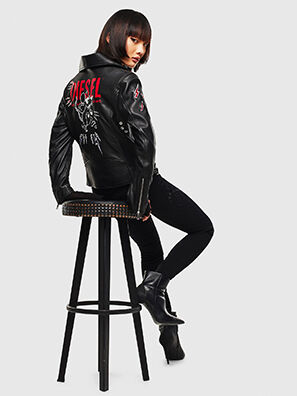 CL-L-LYFA-BIGM,  - Leather jackets