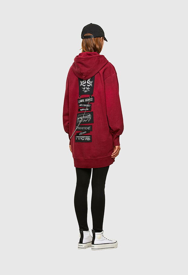 D-CADENA, Red - Dresses