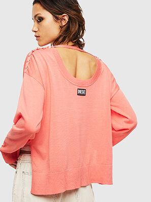 M-PERLA-A, Pink - Knitwear