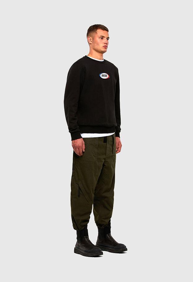 P-JARROD, Military Green - Pants