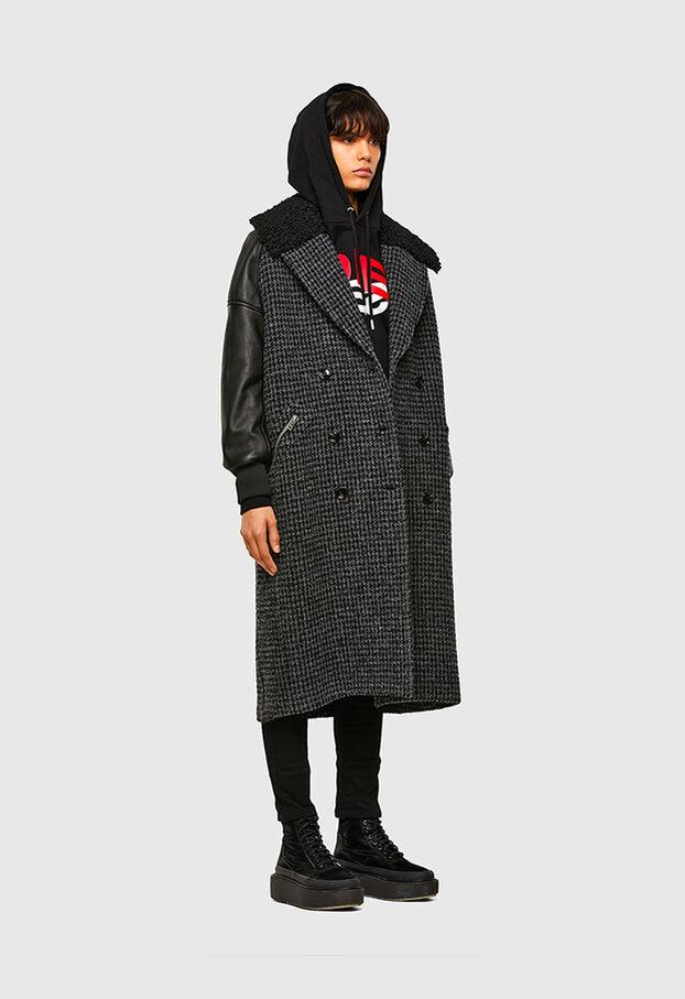 W-ELSKE, Black - Winter Jackets