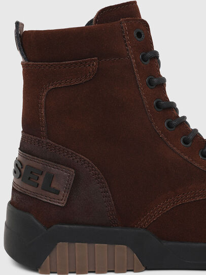Diesel - H-RUA AM, Brown - Sneakers - Image 5