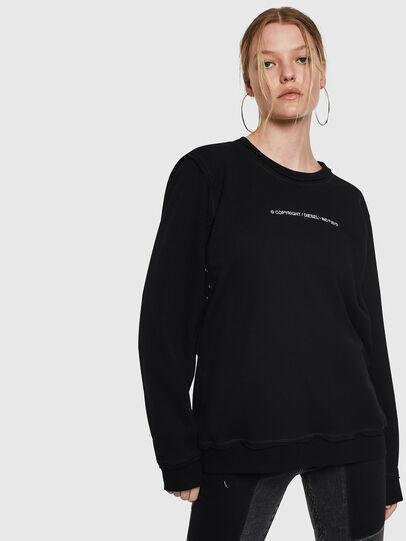 Diesel - F-LYANY-F,  - Sweaters - Image 1