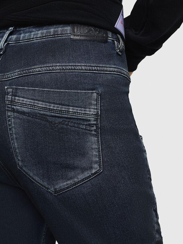 Diesel - Fayza JoggJeans 069HY, Dark Blue - Jeans - Image 3