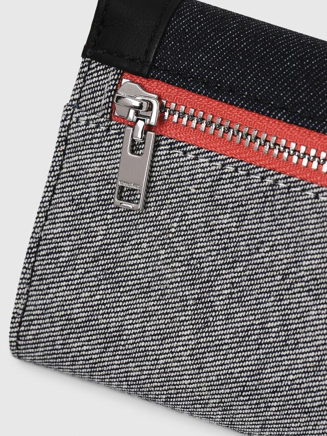 Diesel - YAMI II, Gray/Black - Small Wallets - Image 4