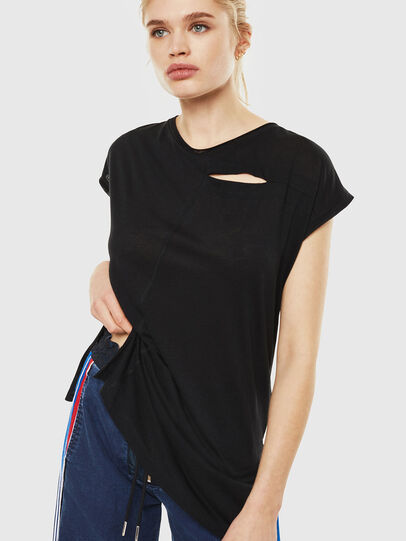 Diesel - T-DIMMY, Black - Tops - Image 1