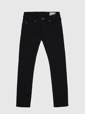 SLEENKER-J-N, Black Jeans - Jeans