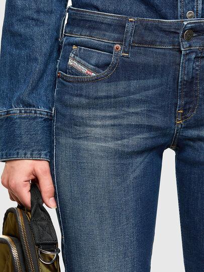 Diesel - D-Jevel 009HL, Dark Blue - Jeans - Image 3