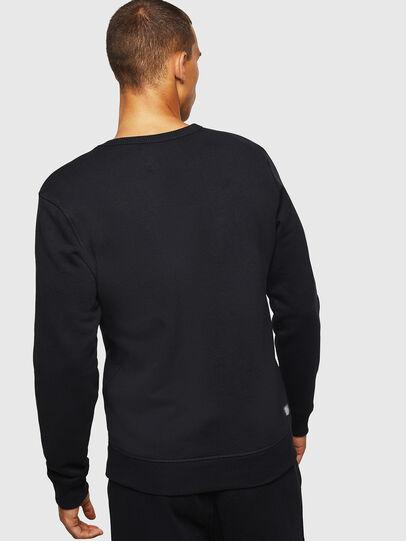 Diesel - UMLT-WILLY, Black - Sweaters - Image 2