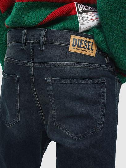 Diesel - D-Vider 084AU, Dark Blue - Jeans - Image 5
