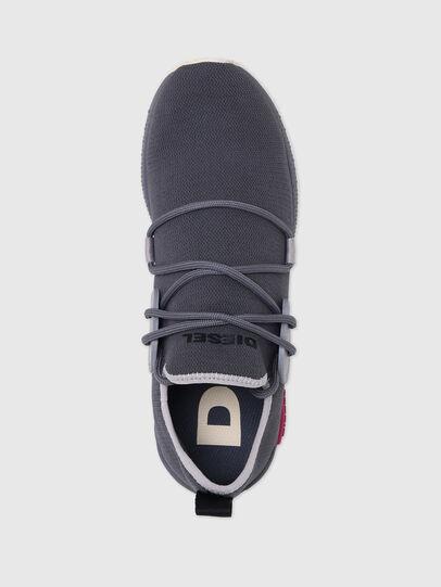 Diesel - S-KB SLE W, Grey - Sneakers - Image 5