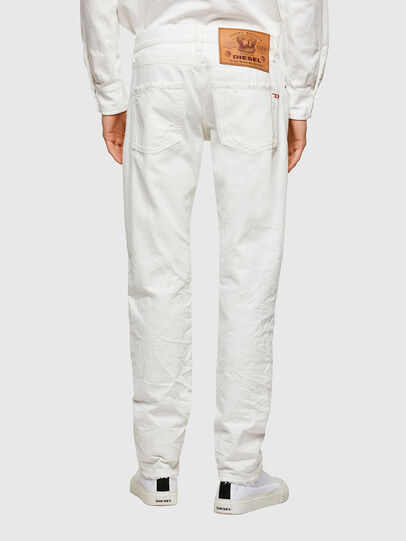 Diesel - D-Kras 0HBAJ, White - Jeans - Image 2