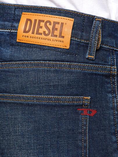 Diesel - D-Macs 009GQ, Dark Blue - Jeans - Image 4