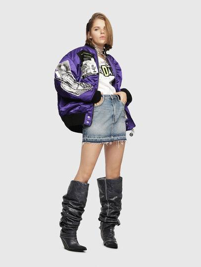 Diesel - DE-FREESIA,  - Skirts - Image 4