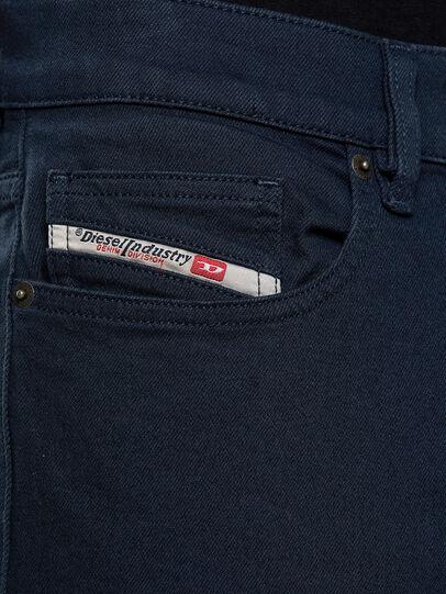 Diesel - D-Luster 009HA, Dark Blue - Jeans - Image 3