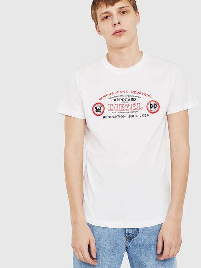 Diesel - T-DIEGO-C4,  - T-Shirts - Image 1