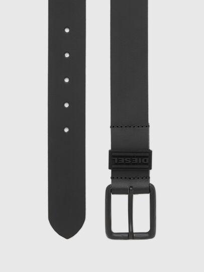 Diesel - B-RUBLO, Black - Belts - Image 3