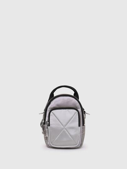 Diesel - LEDYBAG, Grey - Crossbody Bags - Image 1