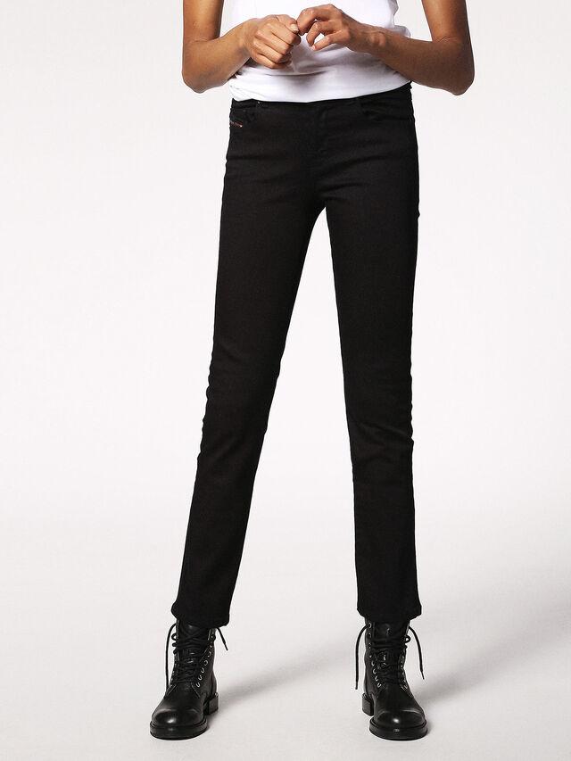 Diesel - Sandy 0800R, Black/Dark grey - Jeans - Image 1