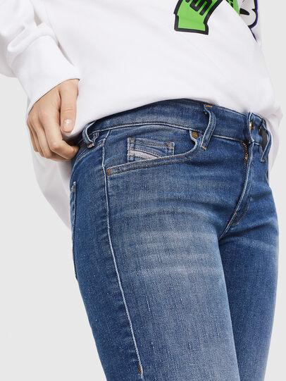 Diesel - Slandy Low 088AU, Medium blue - Jeans - Image 3