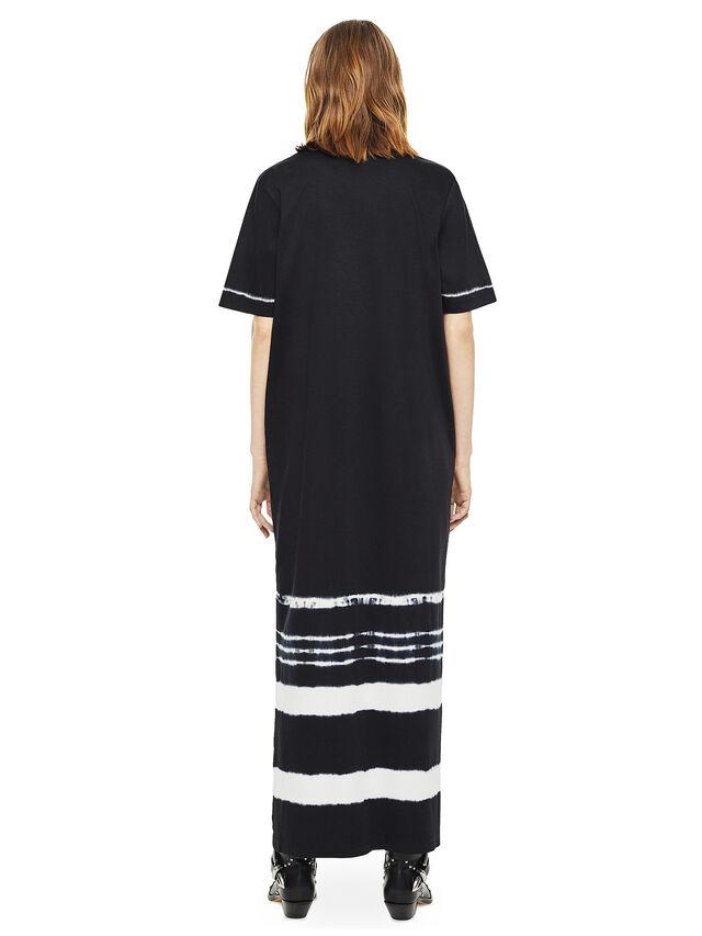 Diesel - DANKA, Black/White - Dresses - Image 2