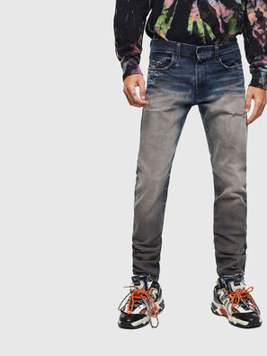 D-Strukt 0097Q, Medium blue - Jeans