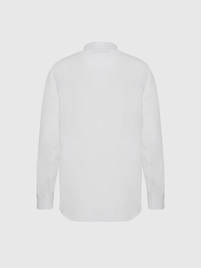 Diesel - S-BILL, White - Shirts - Image 2