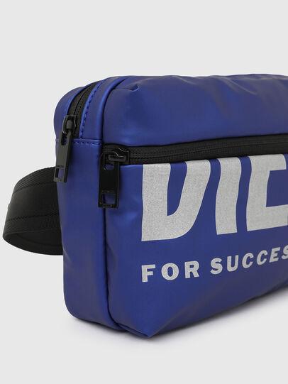 Diesel - F-BOLD BELTBAG, Blue - Belt bags - Image 5
