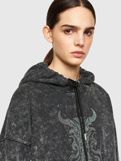 Diesel - F-MAGNUS, Black - Sweaters - Image 3