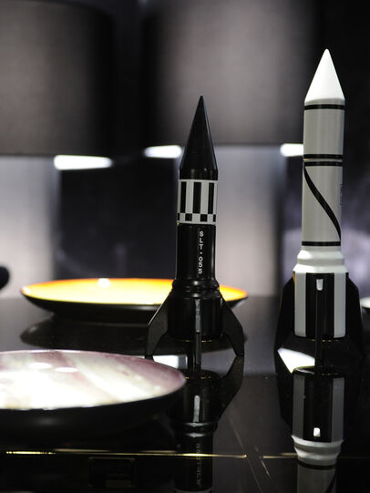 Diesel - 10969 COSMIC DINER, White - Home Accessories - Image 3