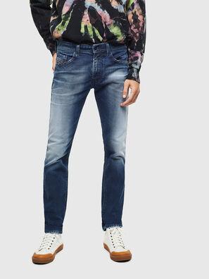Thommer 009BQ, Dark Blue - Jeans