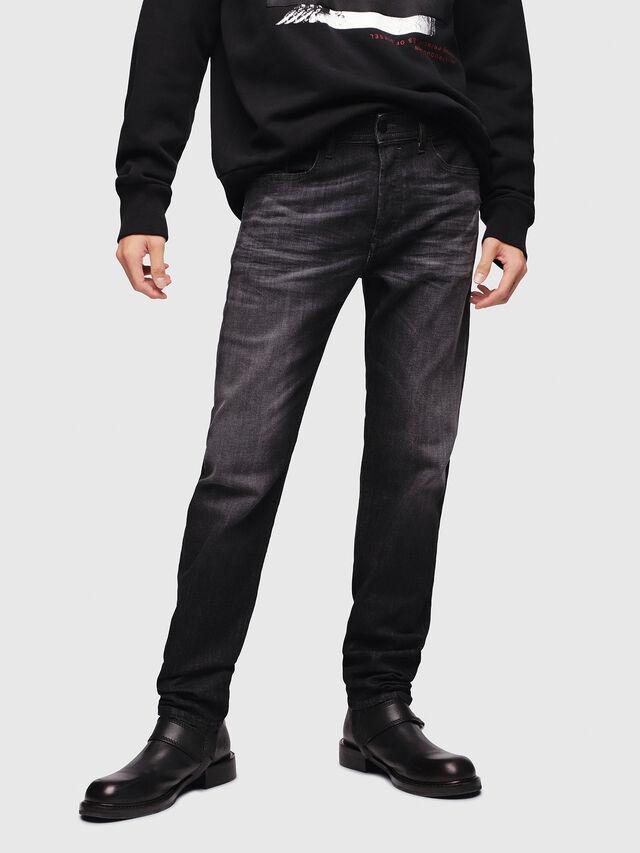 Diesel - Buster 087AM, Black/Dark grey - Jeans - Image 1