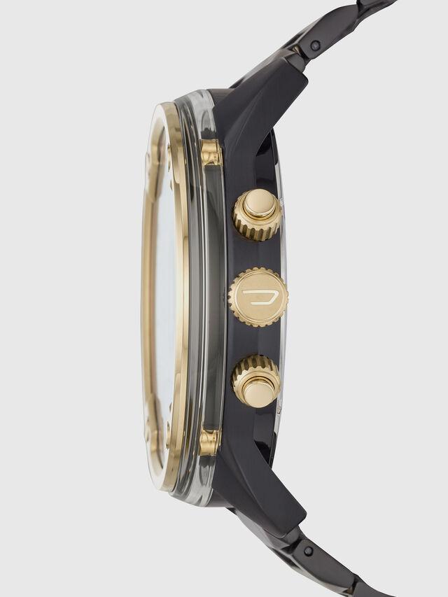 Diesel - DZ7418, Black/Gold - Timeframes - Image 2