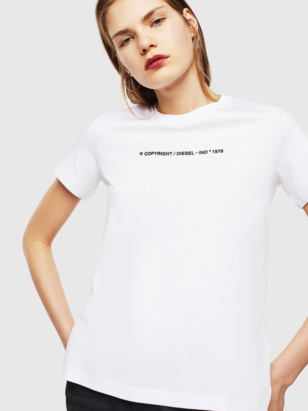 T-SILY-COPY, White - T-Shirts