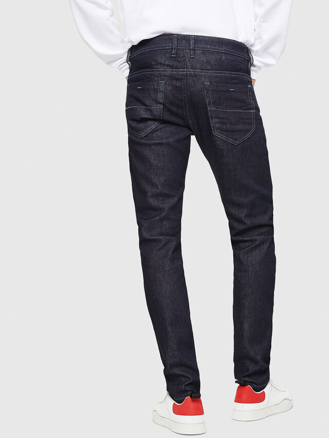 Diesel Thommer 084HN, Dark Blue - Jeans - Image 2