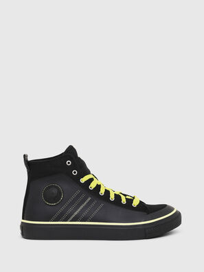 S-ASTICO MC H, Black/Yellow - Sneakers
