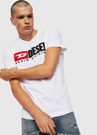 T-DIEGO-DIVISION, White