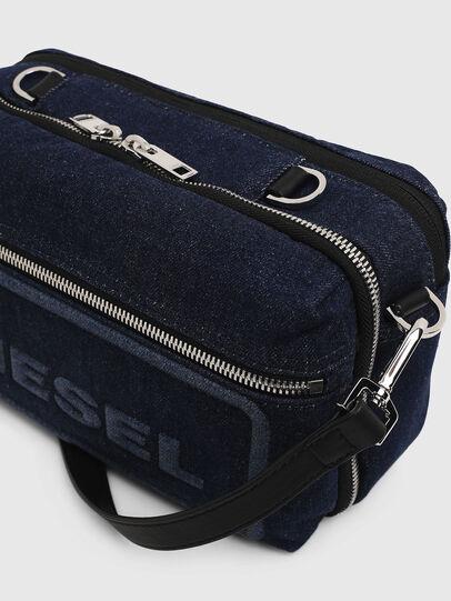 Diesel - FUTURAH, Blue - Crossbody Bags - Image 6