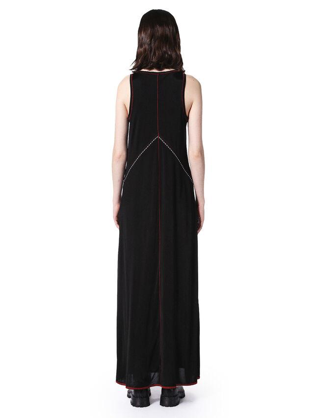 Diesel - DELPHIC, Black - Dresses - Image 2