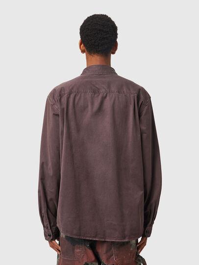 Diesel - S-HOBART, Violet - Shirts - Image 2
