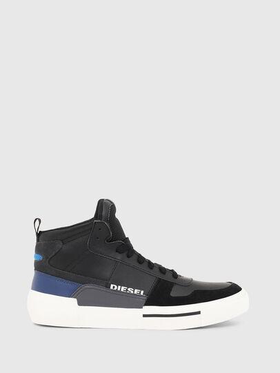 Diesel - S-DESE MG MID, Black - Sneakers - Image 1