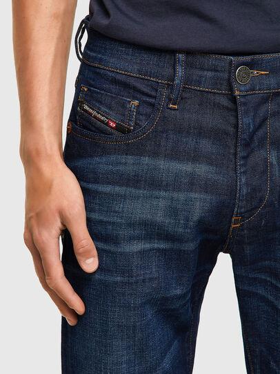 Diesel - D-Strukt 09A48, Dark Blue - Jeans - Image 4