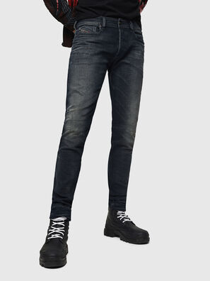 Sleenker 0870J, Black/Dark grey - Jeans