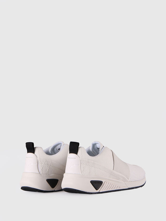 Diesel - S-KB ELASTIC, White - Sneakers - Image 3