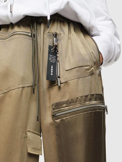 Diesel - P-LEX, Military Green - Pants - Image 3