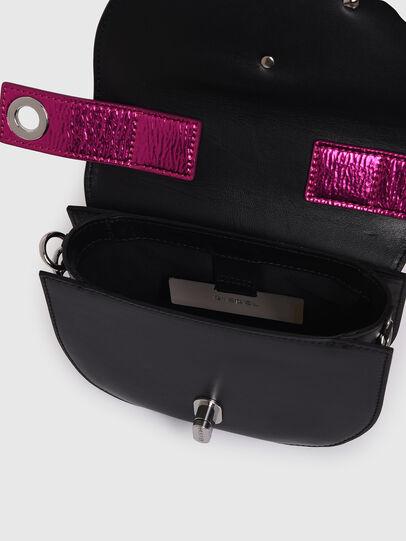 Diesel - MAGGIE BR, Black - Crossbody Bags - Image 4