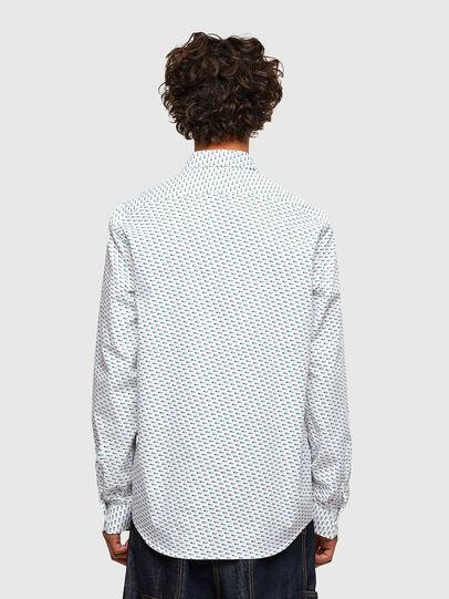 Diesel - S-RILEY-KA-A, White - Shirts - Image 2